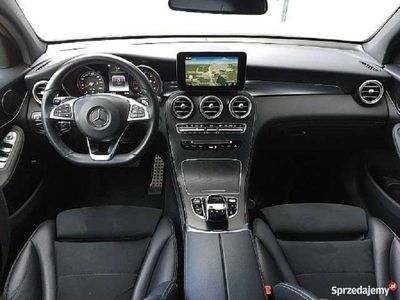 używany Mercedes 220 GLC4Matic 9G-TRONIC 2015