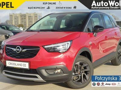 używany Opel Crossland X 1.2dm 130KM 2020r. 6km