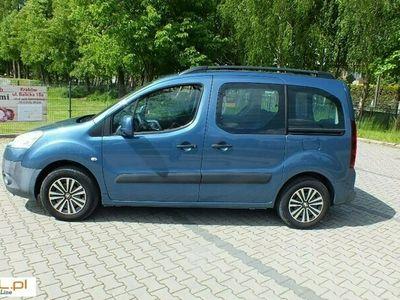 używany Peugeot Partner 1.6dm 92KM 2012r. 149 000km