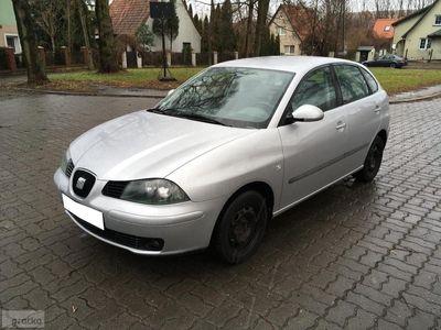 używany Seat Ibiza IV 5-drzwi KLIMA wspomaganie climatronic 2002 1.4, Olsztyn