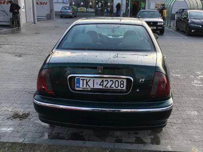 używany Rover 45 1.8 B+G