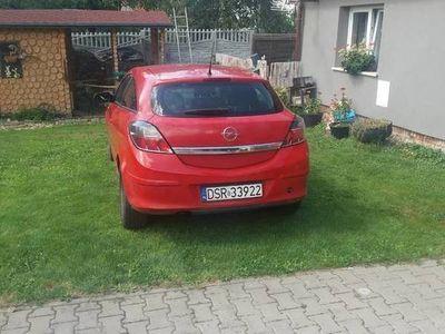używany Opel Astra GTC na części