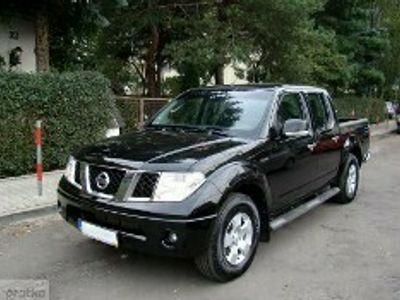 używany Nissan Navara D40 Salon PL 1wł Serwis Orurowanie Zabudowa