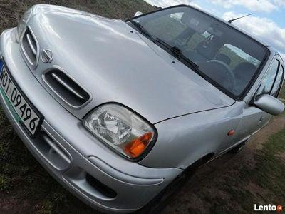 używany Nissan Micra 2002r. 1.0 Benzyna Klima Tanio Wawa - Możliwa Zamiana!