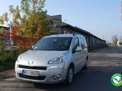 używany Peugeot 208 Partner 1.6dm 92KM 2013r.000km
