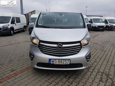 używany Opel Vivaro 1.6dm3 125KM 2016r. 176 352km 1.6 BiTurbo CDTI Euro 6 1598ccm - 125KM 2,8/3t