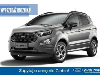 używany Ford Ecosport 1dm 125KM 2019r. 1km