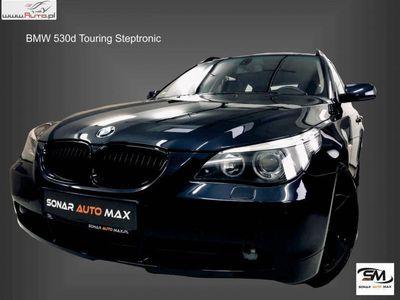 używany BMW 530 3dm 218KM 2004r. 278 523km