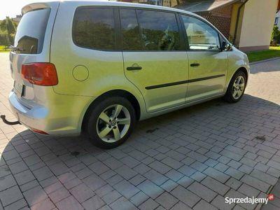 używany VW Touran 2.0TDI 7osobowe