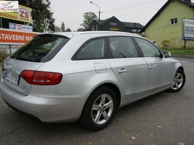 brugt Audi A4 2.0dm3 120KM 2011r. 197 390km Avant Comfort 2.0 TDI 120 KM Klimatronic Bezwypadkowy Kredyt Bez BIK