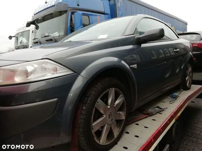 brugt Renault Mégane Cabriolet