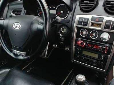 używany Hyundai Coupé