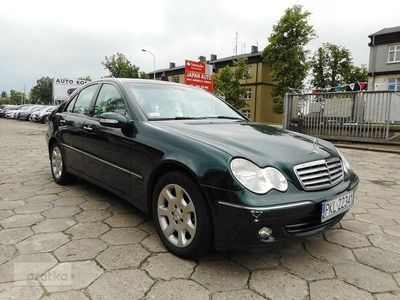 gebraucht Mercedes 200 Klasa C W203Zadbany Klima Zarejestrowany