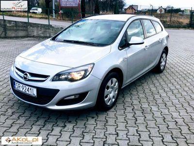 gebraucht Opel Astra 1.4dm 100KM 2016r. 62 000km