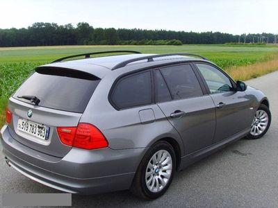 używany BMW 318 2dm 143KM 2009r. 162 000km