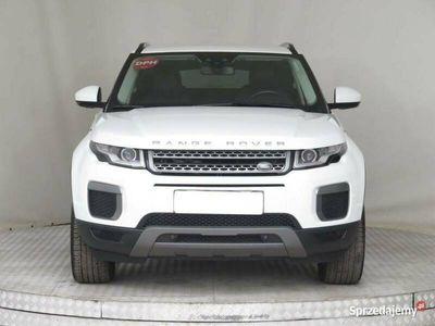używany Land Rover Range Rover evoque TD4