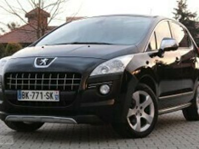 używany Peugeot 3008 I ALLURE 1.6 HDI manual, panorama head-up, po op
