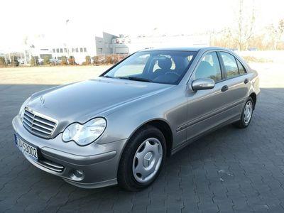 używany Mercedes C180 W203 1.8 143KM