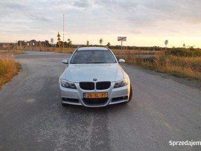 używany BMW 330 E91 M-Pack XD 240KM 538NM MANUAL