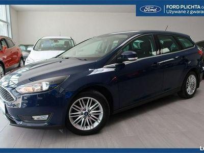 używany Ford Focus 1.5dm 95KM 2017r. 107 670km