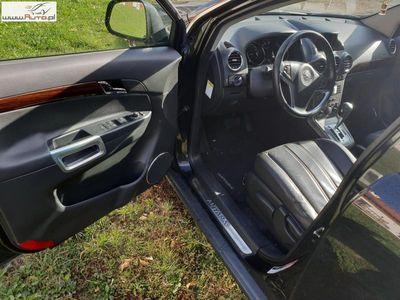 usado Opel Antara 3.2dm3 227KM 2008r. 186 000km 3.2 4x4 Hak Navi ABS automatyczna klima.
