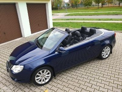 używany VW Eos 2.0 140 KM Zarejestrowany Skóra Super Stan