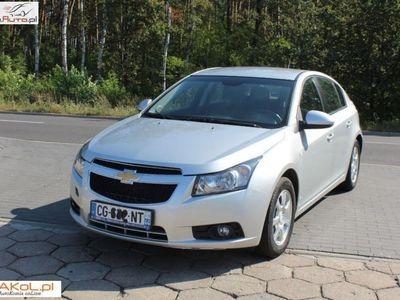 used Chevrolet Cruze 1.7dm3 131KM 2012r. 66 200km gotowy do rejestracji