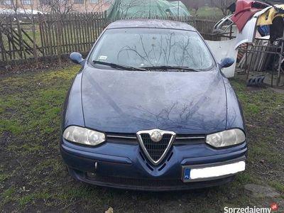 używany Alfa Romeo 156 2.0 JTS 16V 166KM Kombi Zarejestrowany OC