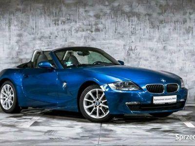 używany BMW Z4 2.5si 218KM Cabrio Bi-Xenon Podgrzewane fotele Fotele M Skóra Tempom