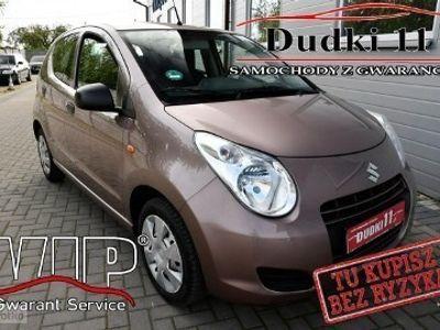 używany Suzuki Alto 1,0b DUDKI11 5 Drzwi, opłacony,wspomag,Klimatyzacja.kredyt,GWARANCJA VI (2004-2009)