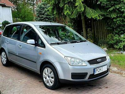 używany Ford C-MAX 1.8 16v Klima Super Stan I Wlasciciel Przebieg oryginal Polecam !! I (2003-2010)
