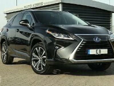 używany Lexus RX450h RX IVHybryda Navi Panorama Skóry Kamery f.VAT 23% Gwarancja !!!