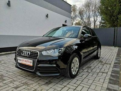 używany Audi A1 1.6 TDI 105KM # Serwis # Navigacja # Szyberdach # Gwarancja