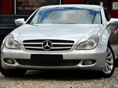 używany Mercedes CLS320 Opłacony 320CDI Lift Wentyle Skóra Navi Bi-xenon Alu Gwarancja C219 (2004-2010)