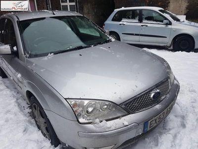 gebraucht Ford Mondeo 2dm3 131KM 2004r. 231 608km Mk3 Tdci ABS automatyczna klima.