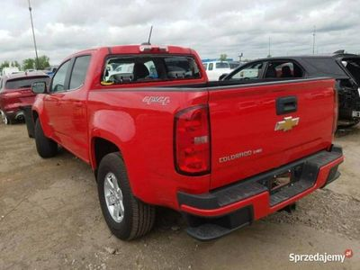 używany Chevrolet Colorado Colorado3.6 benz. 308 KM autom. 2018 II (2013-)