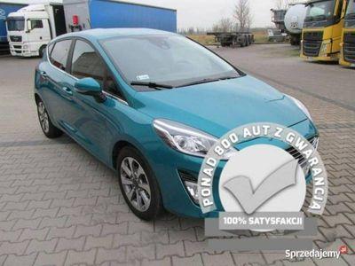 używany Ford Fiesta 1dm 100KM 2017r. 32 074km