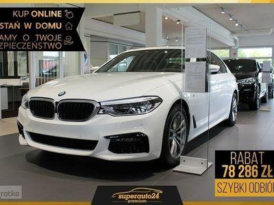 używany BMW 530 SERIA 5 530 2.0 i xDrive (252KM)   M SPORT + Connected Drive Plus   WYPRZ