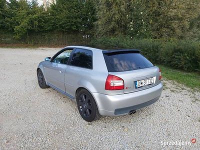 używany Audi S3