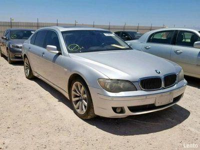 używany BMW 750L I 4.8 l V8 benz 360 KM autom. 2007