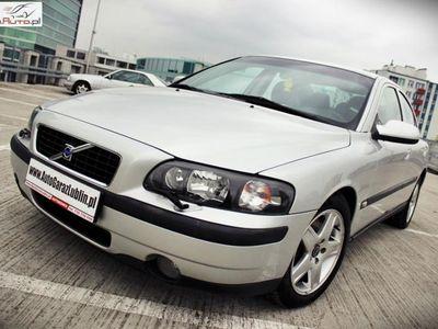 używany Volvo S60 2.4dm3 200KM 2002r. 210 000km 2.4 T Benzyna 200KM!! AWD!! Automat*Alufelgi*Klima!