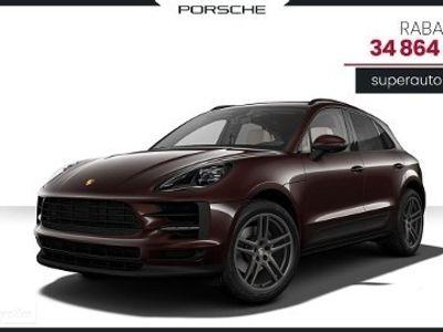 używany Porsche Macan 2.0 (245KM)   + ParkAssist + Wentylowane fotele + PDLS+