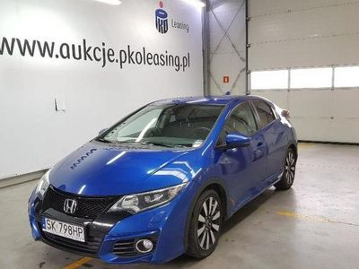 używany Honda Civic 1.6dm 120KM 2015r. 129 298km