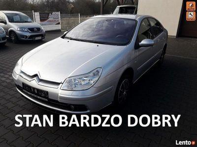 używany Citroën C5 1.8i hatchback hydroactive PDC klimatronik stan bdb