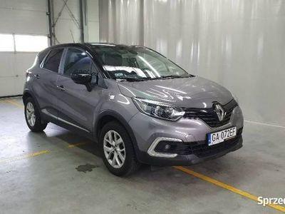 używany Renault Captur 0.9dm 90KM 2018r. 13 006km