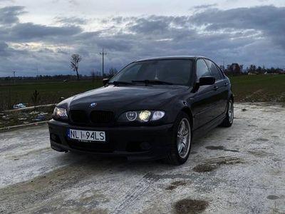 używany BMW 320 E46 D 150KM m pakiet