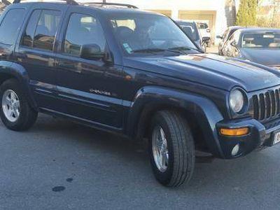 używany Jeep Cherokee Limited 2.8 CRD