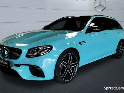 używany Mercedes E63 AMG S 4Matic T Vmax