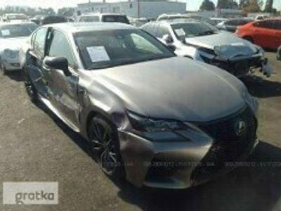 używany Lexus GS F GS IV