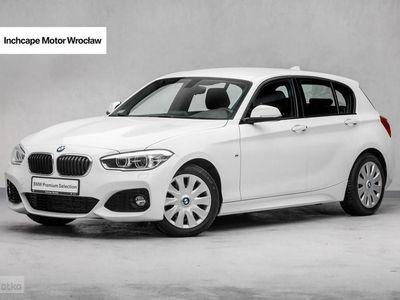 brugt BMW 118 seria 1 1.5dm3 136KM 2017r. 36 600km i 5-drzwiowy | LED | Model M Sport |
